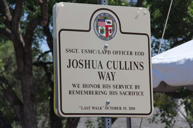 WNC Celebrated Joshua Cullins