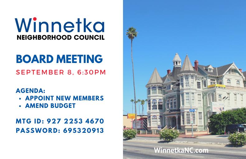 WNC Meeting