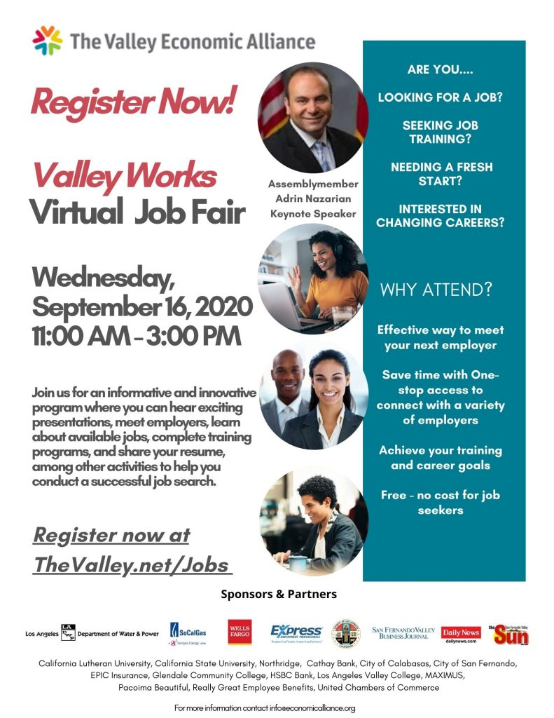 valley job fair