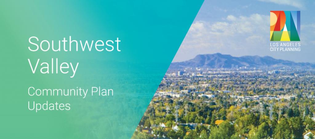 Southwest Valley Plan