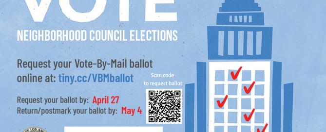 get your ballot