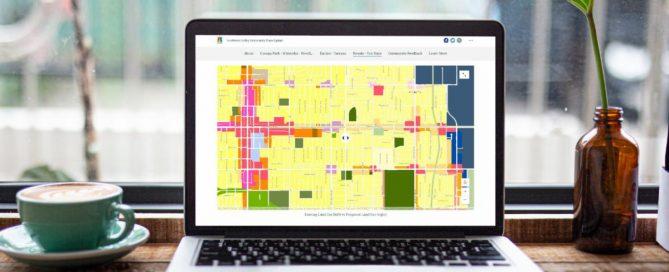 community plan map site