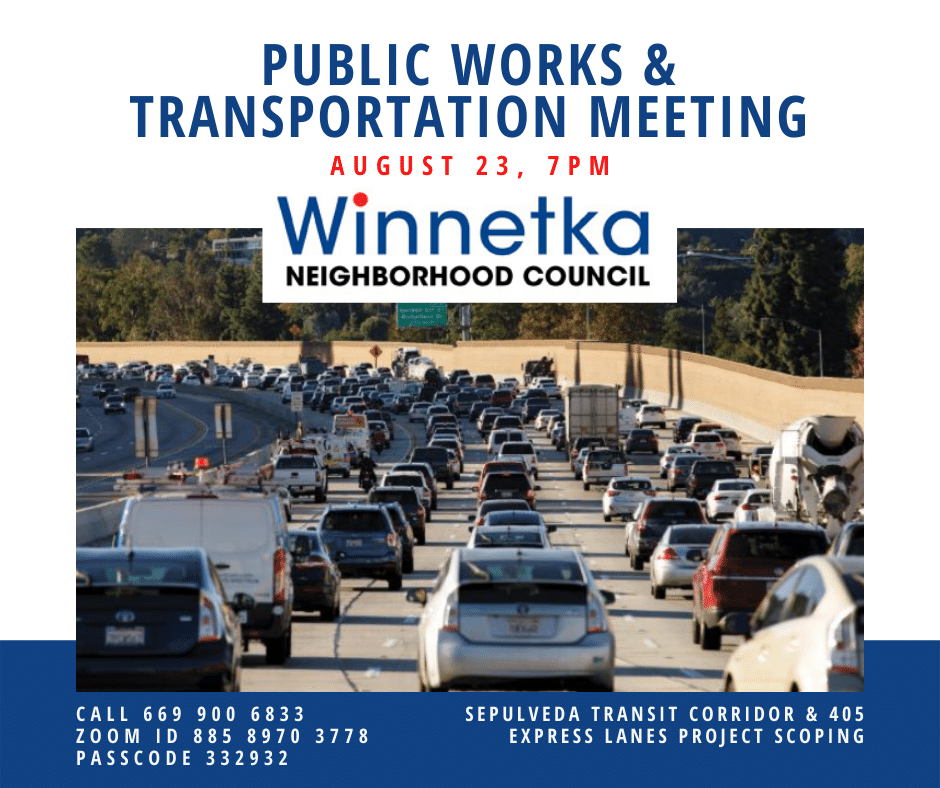 Public Works Meeting