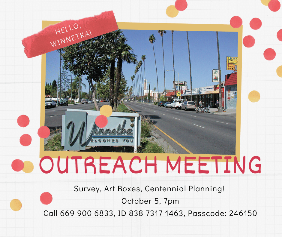 Outreach & Social Media Committee Meeting