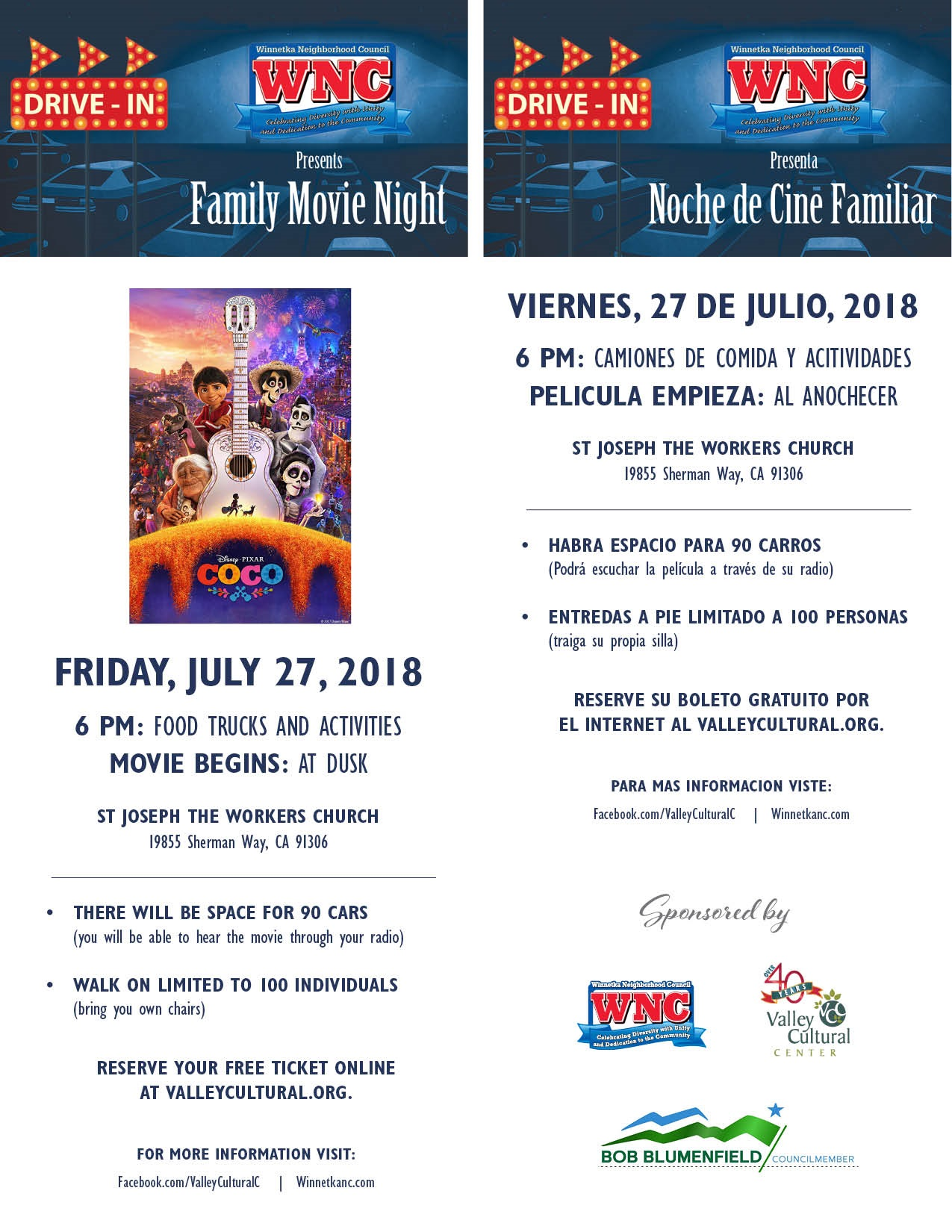WNC Family Movie Night