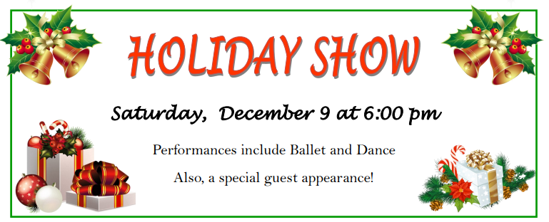Holiday Show